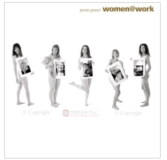 Book 'women@work' by Jennie Groom © 2006